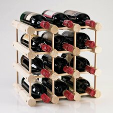 <strong>Wine Enthusiast</strong> 12 Bottle Wine Rack