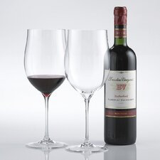 <strong>Wine Enthusiast</strong> Fusion Triumph Cabernet / Malbec Wine Glass (Set of 2)