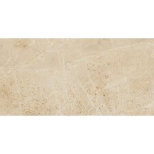 "Emperor 11-3/4"" x 23-3/4"" Glazed Porcelain Field Tile in Caesar"