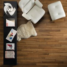 "Bioessenze 3-2/5"" x 35-1/4"" Porcelain Tile in Teak"