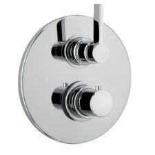 J14 Bath Series Thermostatic Valve Body and Trim