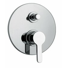J14 Bath Series Pressure Balanced Valve Body with Diverter and Trim
