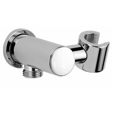 <strong>Jewel Faucets</strong> Jewel Shower Series Solid Brass Shower Wall Union with Hand Shower Holder