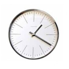 Bill Wall Clock with Lines