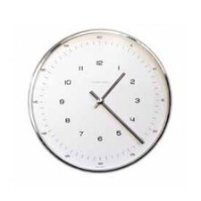 Bill Wall Clock with Numbers
