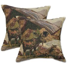 Rocky Mountain Pillow (Set of 2)