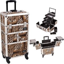 <strong>Just Case</strong> Trolley Makeup Case