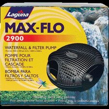 2900 GPH Max-Flo Waterfall / Filter Pump