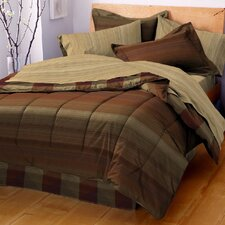 <strong>WestPoint Home</strong> Chevron 7 Piece Bed in a Bag Set
