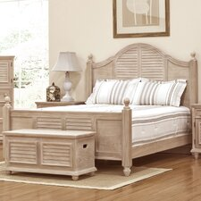 Cape May Panel Bed