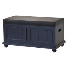 <strong>John Boyd Designs</strong> Notting Hill Storage Trunk with Cushion