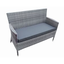 Sandringham 2 Seater Bench with Cushion
