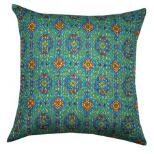 Kasey Kantha Cotton Pillow