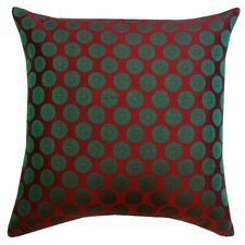 Charlie Brocade Cotton Pillow