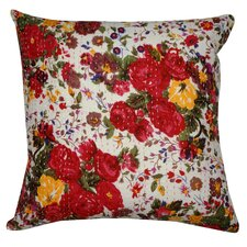 Katherine Kantha Cotton Pillow