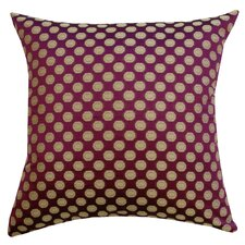 Lyn Brocade Cotton Pillow