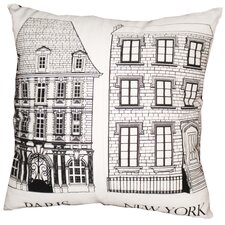 Big Cities and Building Pillow