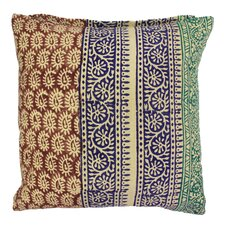 Coronado Block Print Pillow