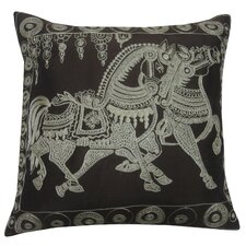 Ceremonial Horses Pillow