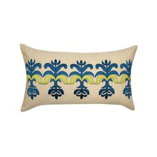 <strong>Divine Designs</strong> Bea Flex Linen Lumbar Pillow