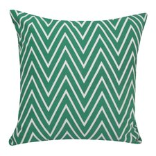 <strong>Divine Designs</strong> Eddy Mini Chevron Poly Cotton Pillow