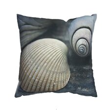 Sea Shells Outdoor Pillow