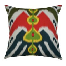 <strong>Divine Designs</strong> Tribal Cotton Pillow