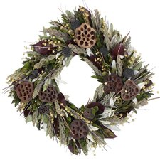 Autumn Festive Woodlands Wreath