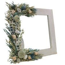 Summer Sea Glass Coastal Mirror