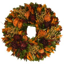 Farmers Harvest Wreath