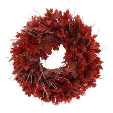 Autumn Majesty Maple Wreath