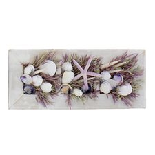 Lavender Beach Wreath