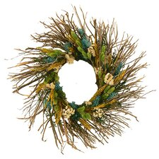 Wild Flower Terrain Wreath