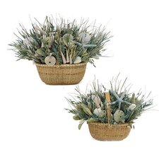 St. Martin Nantucket Basket Set (Set of 2)