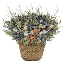 Martha's Vineyard Wall Basket