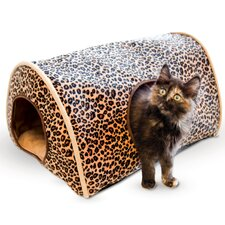 <strong>K&H Manufacturing</strong> Leopard Kitty Camper