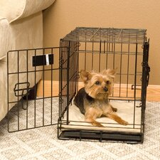 Self-Warming Heated Crate Dog Pad