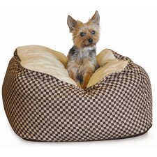 Deluxe Cuddle Cube Dog Pillow