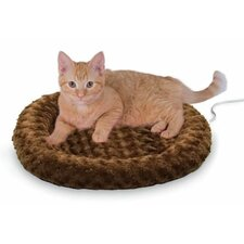 <strong>K&H Manufacturing</strong> Heated-Kitty Fashion Splash Bed