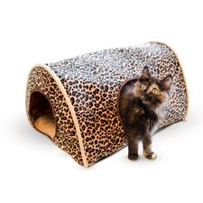 Leopard Kitty Camper
