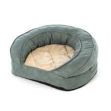 Deluxe Ortho Bolster Dog Sleeper