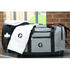 <strong>Luxor Linens</strong> Giovanni Premium 3 Piece Gym Bag Set