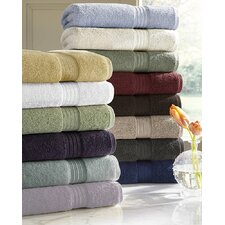<strong>Luxor Linens</strong> Bliss Egyptian Cotton Luxury 12 Piece Towel Set