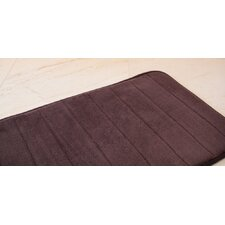 Luxury Quick Dry Memory Foam Bath Mat (Set of 2)