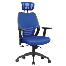 High-Back Mesh Executive Chair (Set of 3)
