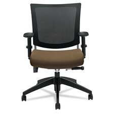 <strong>Global</strong> Graphic Medium Posture Mesh Back Chair
