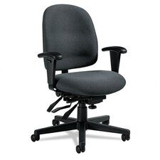 Low-Back Multi-Tilter Chair