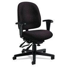 <strong>Global</strong> Low-Back Multi-Tilter Chair