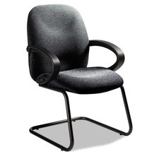 <strong>Global</strong> Enterprise Series Side Arm Chair