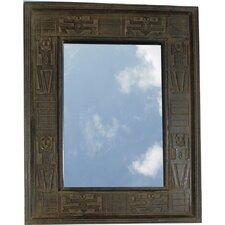 Spiegel aus Balsaholz